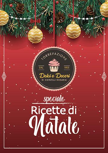 Anteprima ricettario Natale 2018